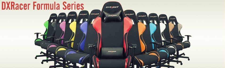 Sillas Gaming DXRacer Formula Series