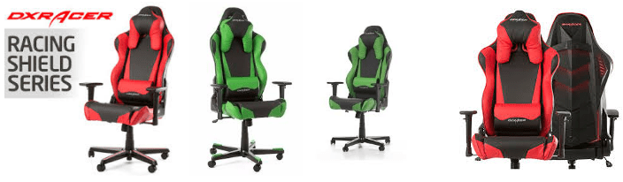 sillas DXRacer Racing Shield Series