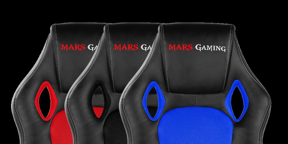 Sillas Gaming Mars Gaming – Guía de compra, todos los modelos (Marzo-2018)