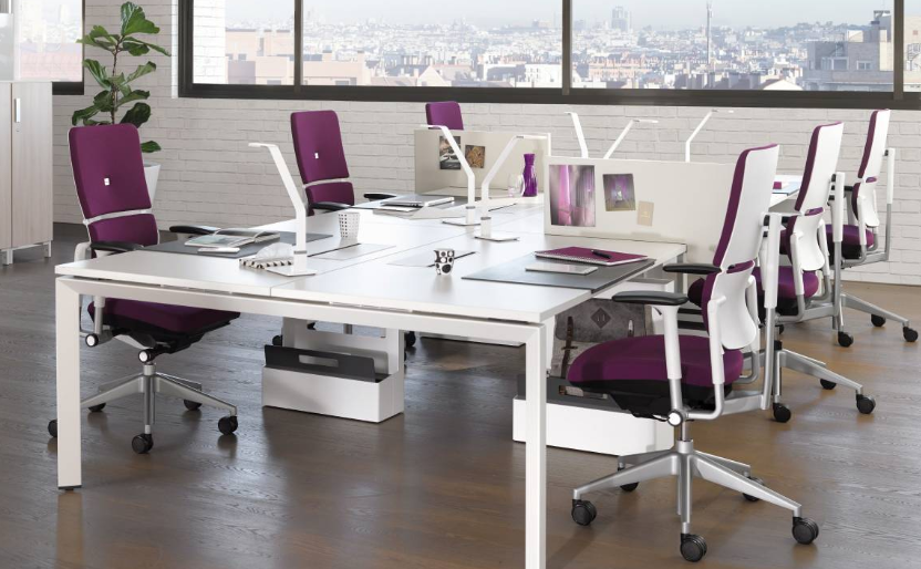 Silla de Oficina Steelcase Please II,  tope de gama en ergonomía made in USA.