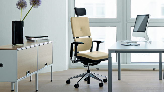 Sillas steelcase Please 2